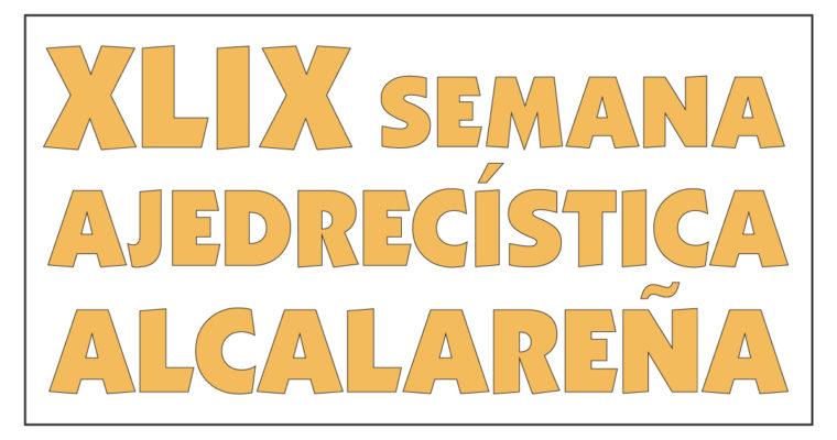 XLIX Semana Ajedrecística Alcalareña