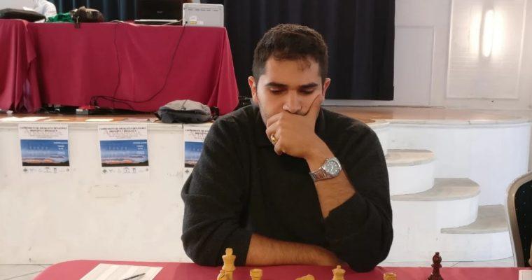 Ismael Alshameary, ¡NUEVO MAESTRO INTERNACIONAL!