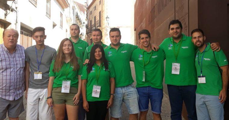 Oromana Schneider finaliza en 6ª posición en el Campeonato de España por Equipos Primera División