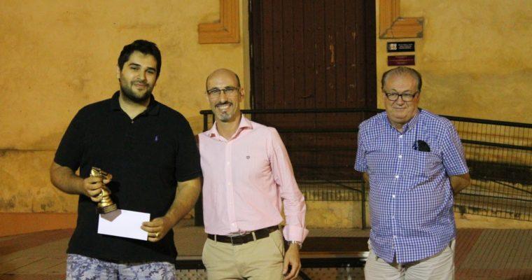 ISMAEL ALSHAMEARY VENCEDOR DEL NOCTURNO DE ALCALÁ 2019