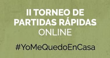II TORNEO DE AJEDREZ ONLINE